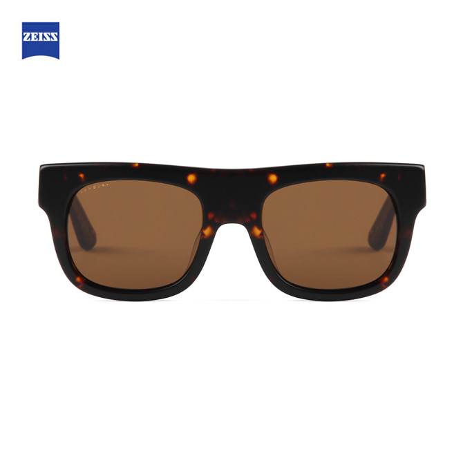 ASHBURY BLVD MATTE BROWN TORTOISE