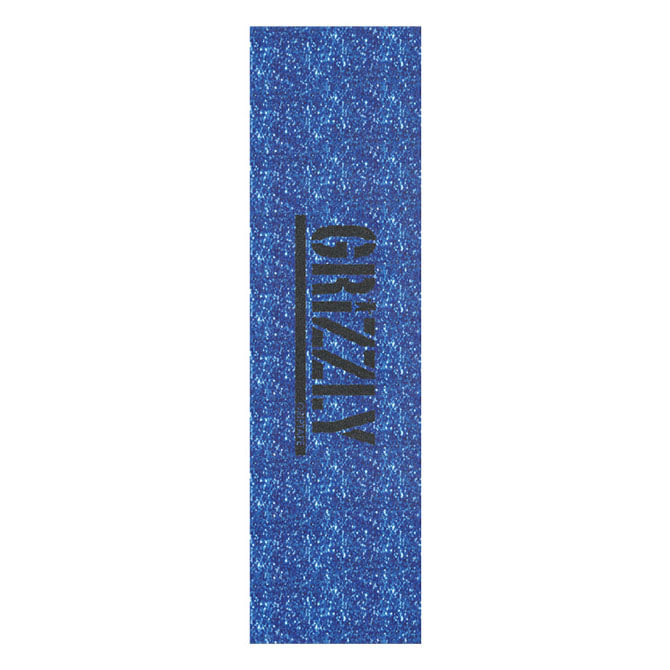 GRIZZLY GLITTER GRIP - BLUE