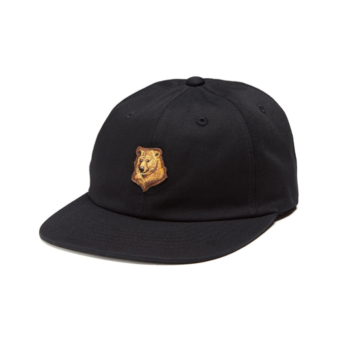 GRIZZLY OG BEAR STRAPBACK - BLACK