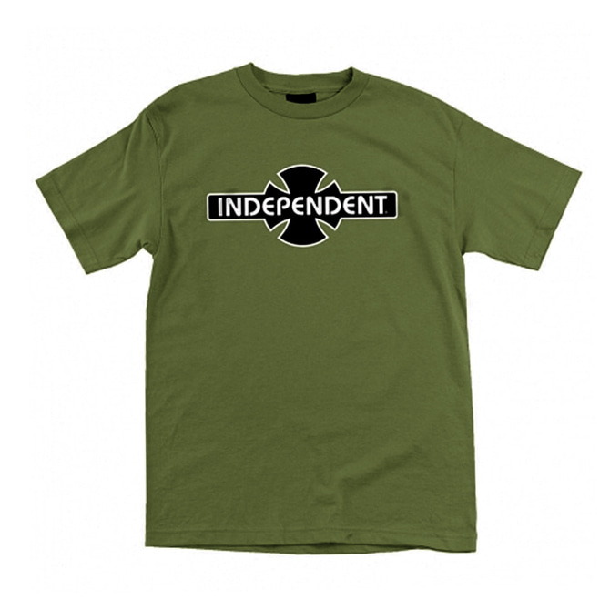 INDEPENDENT O.G.B.C TEE - MILITARY GREEN