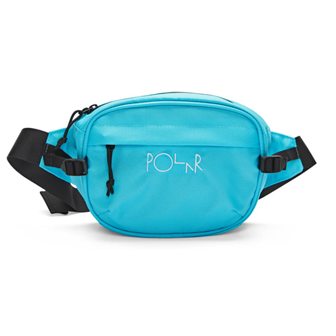 POLAR CORDURA HIP BAG - AQUA  [SU19]