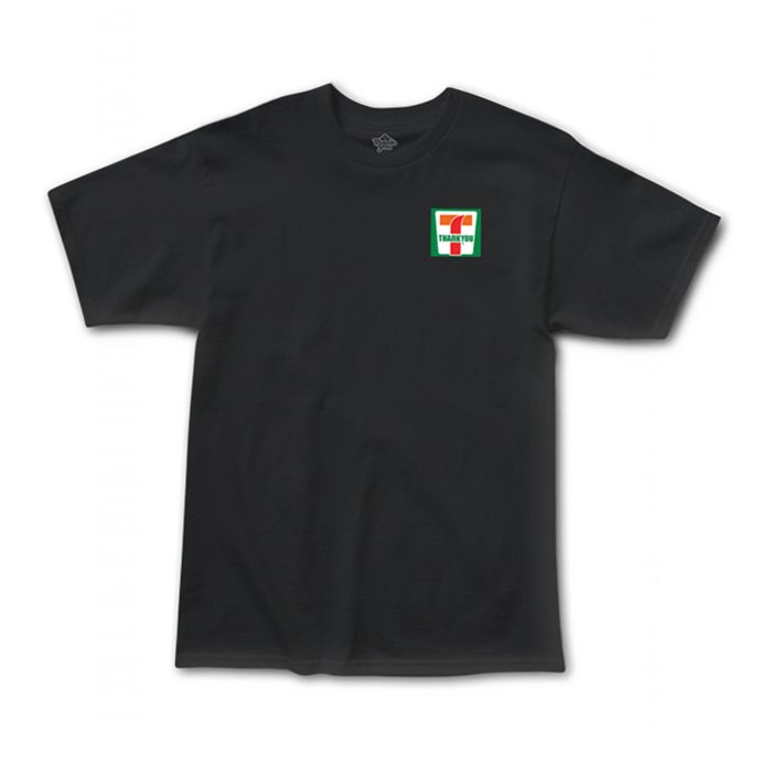 THANK YOU KWIK T MART TEE - BLACK