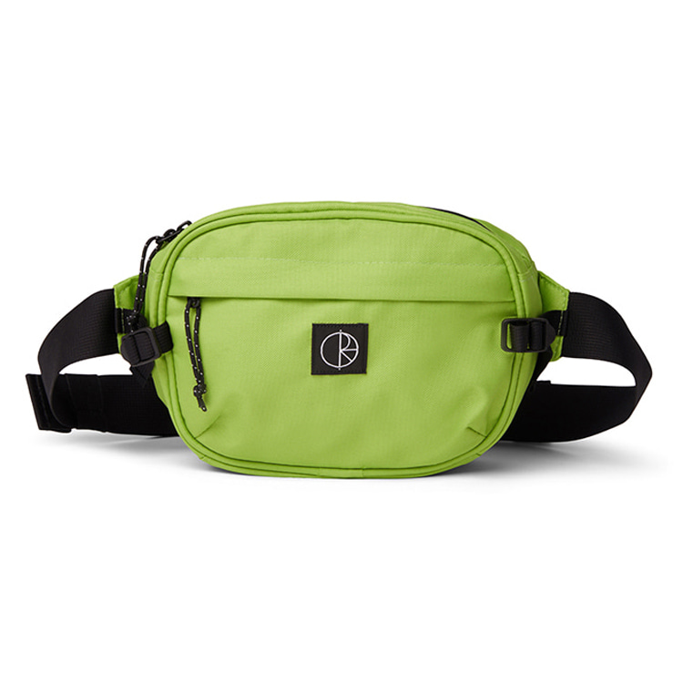 POLAR CORDURA HIP BAG - LIME