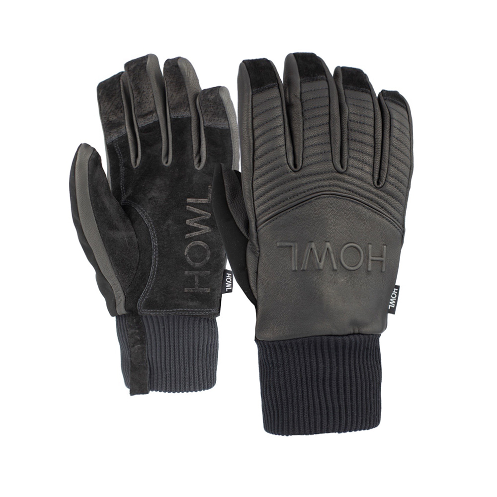 HOWL SUPPLY  HIGHLAND GLOVE BLACK