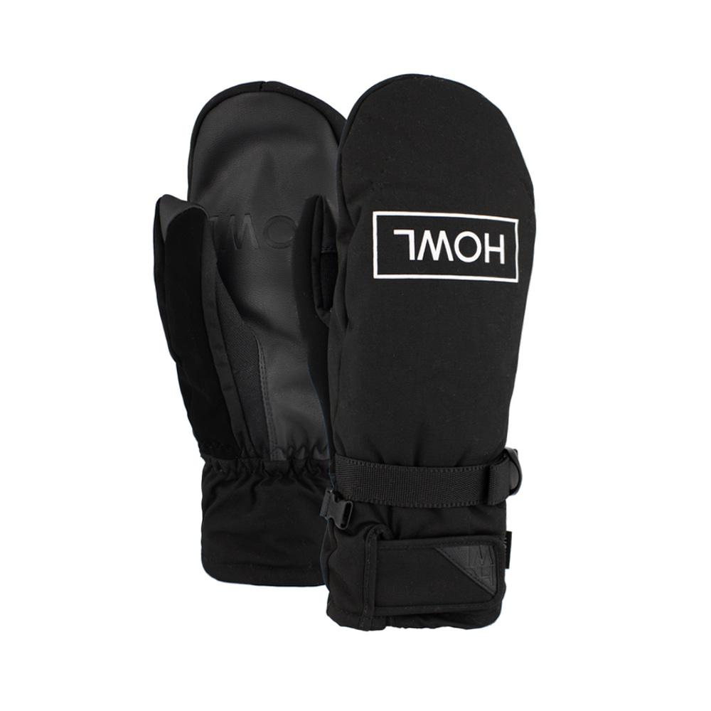 HOWL SUPPLY  FAIRBANKS MITT BLACK
