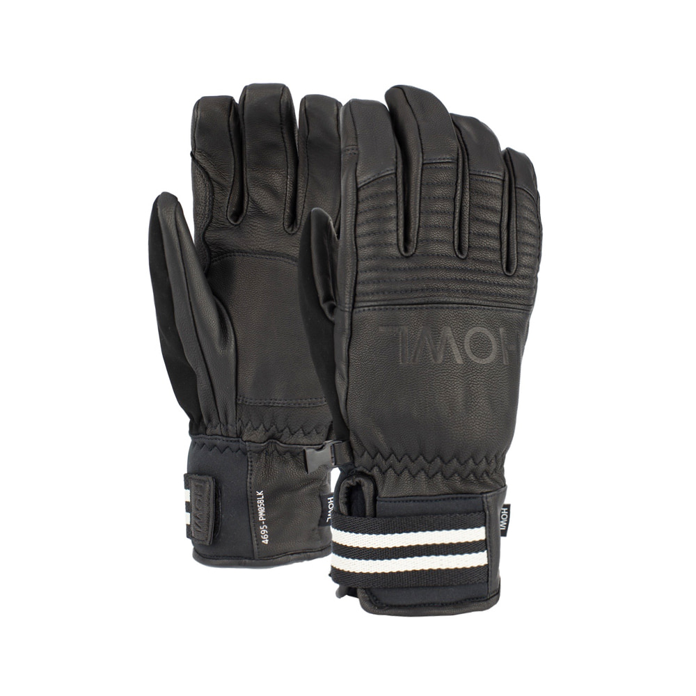 HOWL SUPPLY  HOUSTON GLOVE BLACK