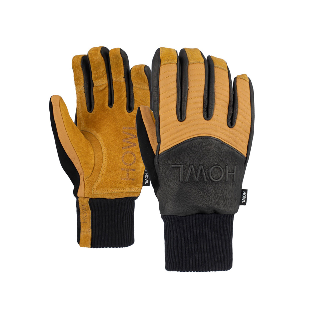 HOWL SUPPLY  HIGHLAND GLOVE BROWN