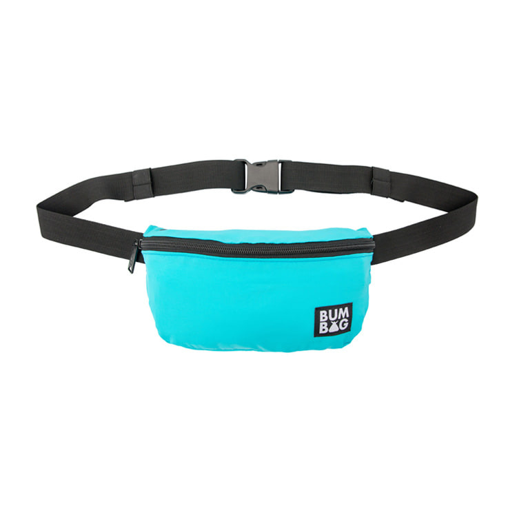 BUMBAG SQUIRREL POUCH - TEAL