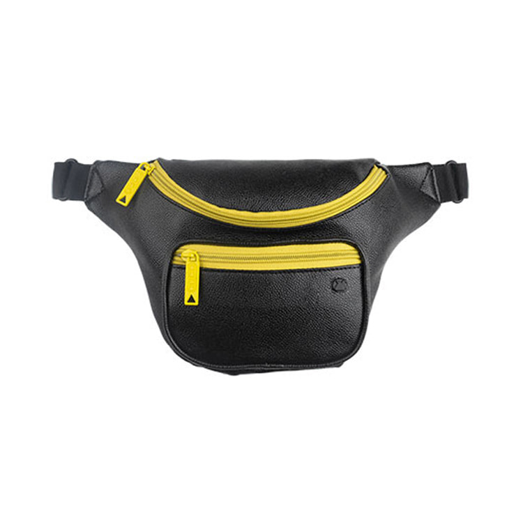 BUMBAG DELUXE HIP PACK - BLACK