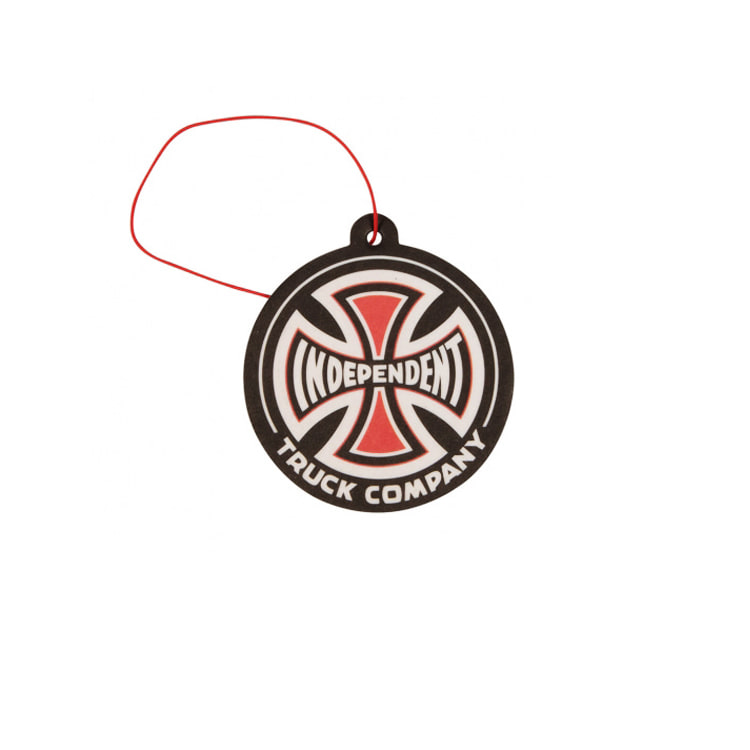 INDEPENDENT TRUCK CO. AIR FRESHENER - BLACK