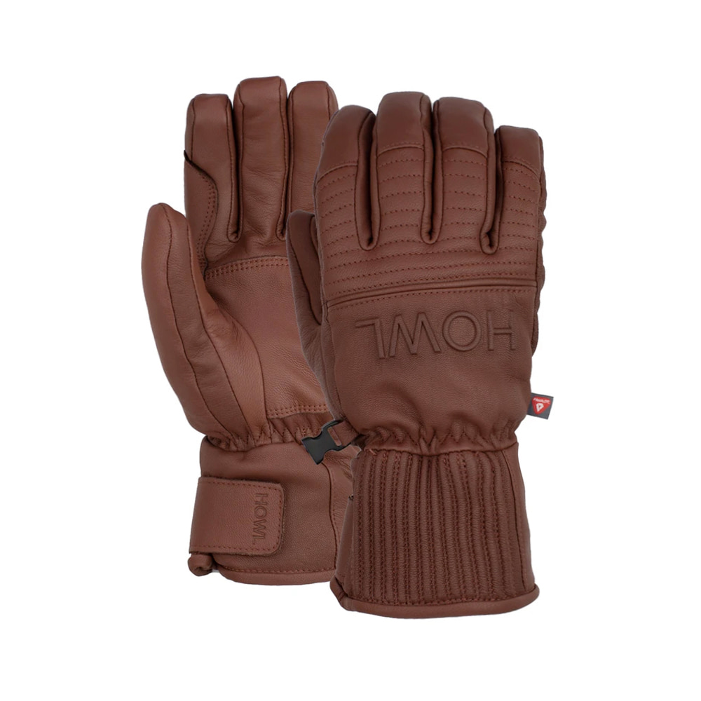 HOWL SUPPLY  HOUSTON GLOVE BROWN