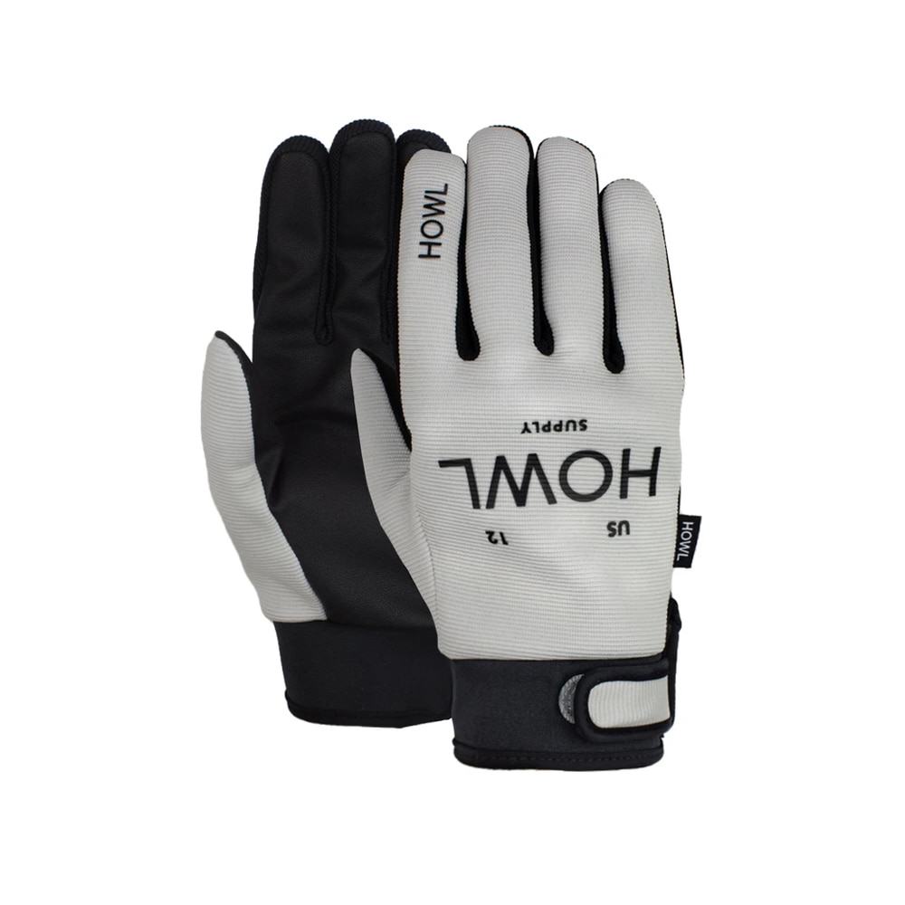 HOWL SUPPLY  JEEPSTER GLOVE OFF WHITE