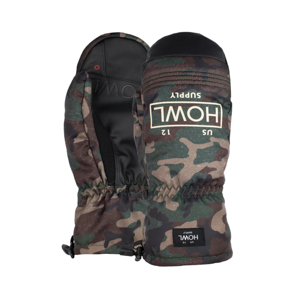 HOWL SUPPLY  TEAM MITT CAMO