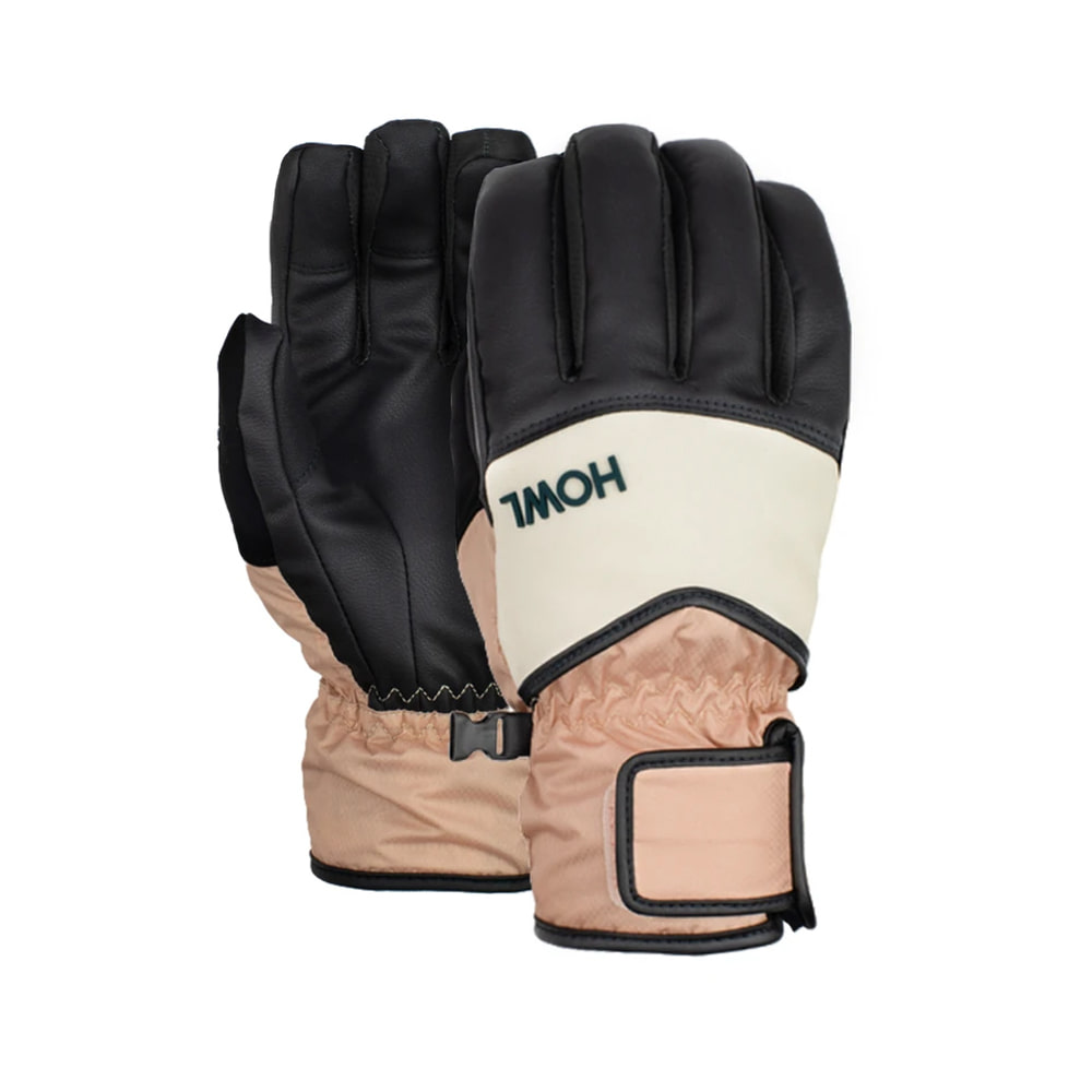 HOWL SUPPLY  UNION GLOVE ROSE