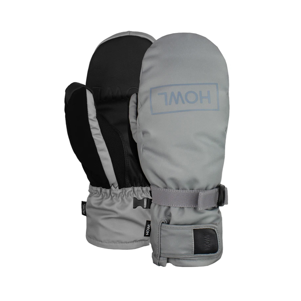 HOWL SUPPLY  FAIRBANKS MITT GREY
