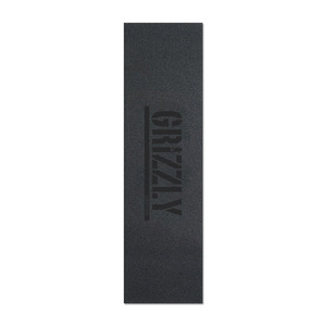 GRIZZLY STAMP PRINT GRIP - BLACK