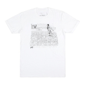 ASHBURY DUNK TEE WHITE