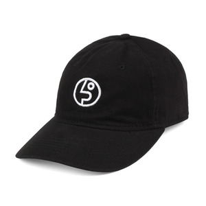 PUBLIC LOGO HAT BLACK