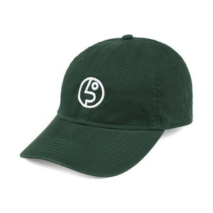 PUBLIC LOGO HAT GREEN