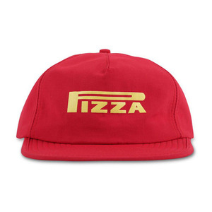PIZZA PEPPERELLI HAT RED